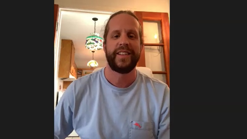 Murphy joins WDBJ7 for a Zoom interview from his home in Los Angeles.