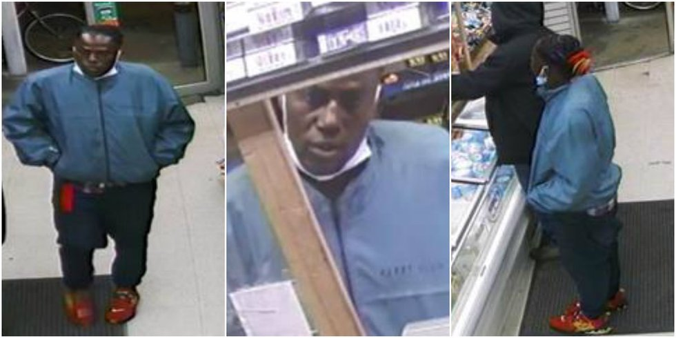 Richmond police are asking for the public's help in identifying a man suspected of stealing a...
