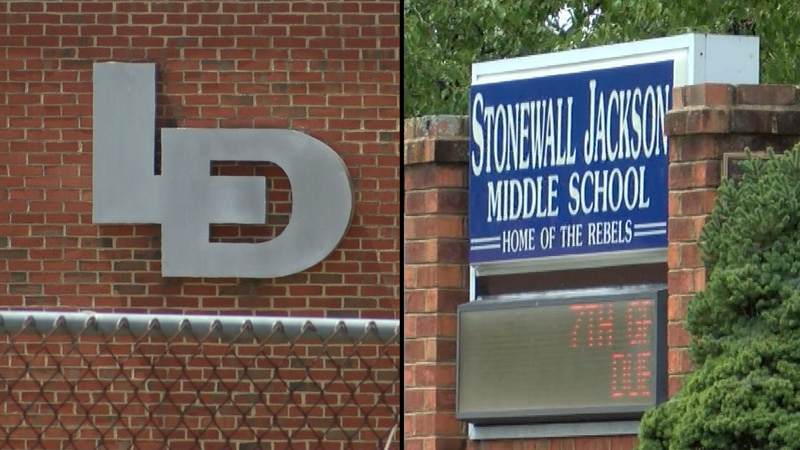 Hanover County School Board members are set to discuss renaming Lee-Davis High School and...