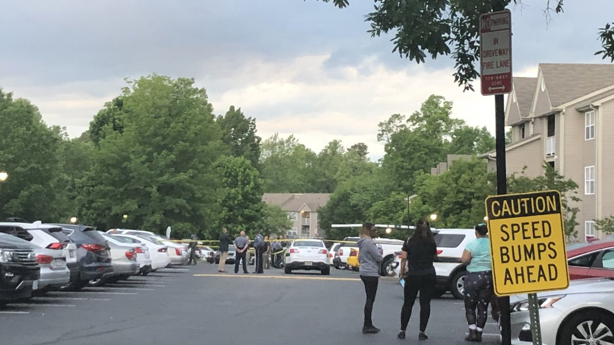 Henrico police said a death investigation is underway at an apartment complex.