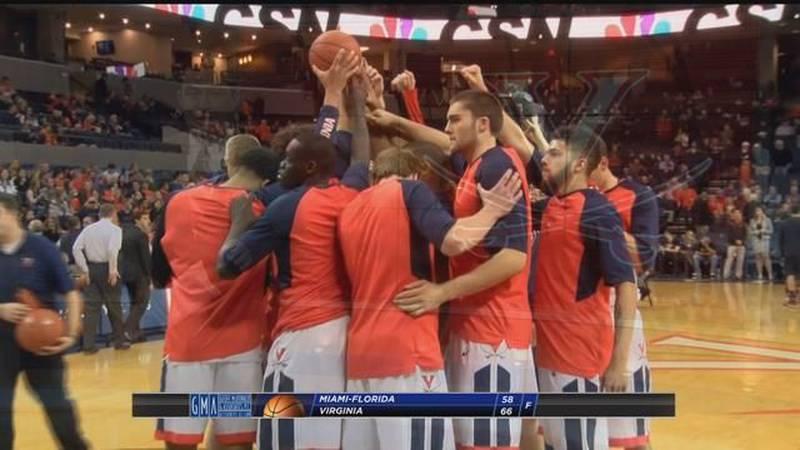 UVA holds off Miami to avoid third straight loss