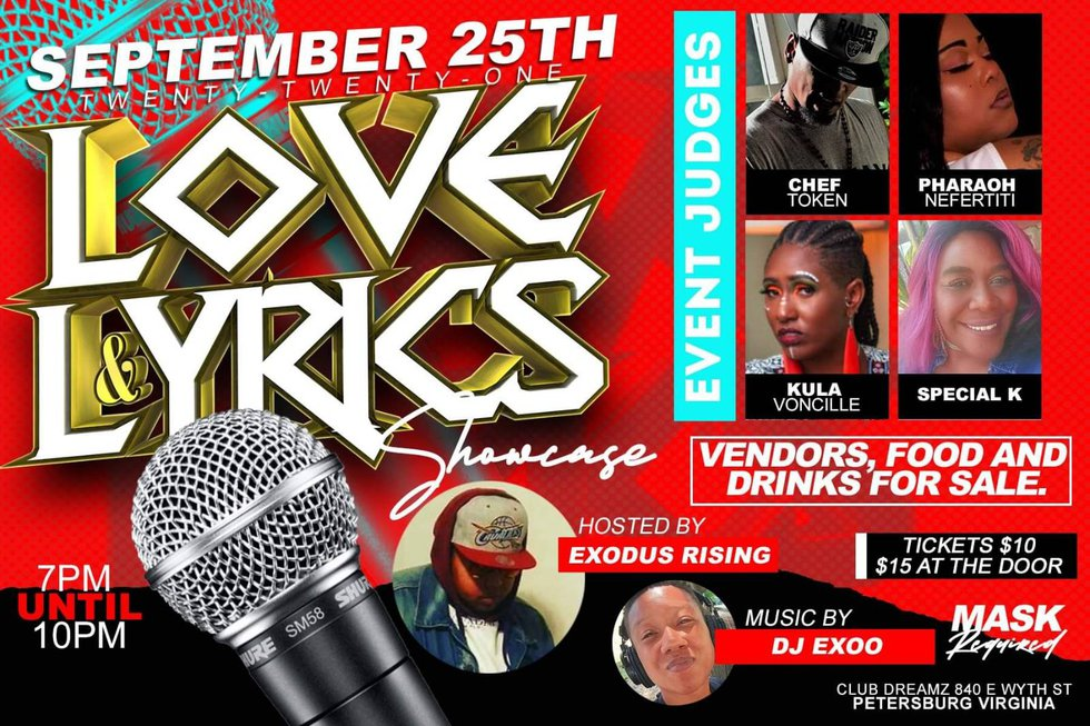 A hip hop show in Petersburg will give part of the proceeds to help with hurricane relief in...