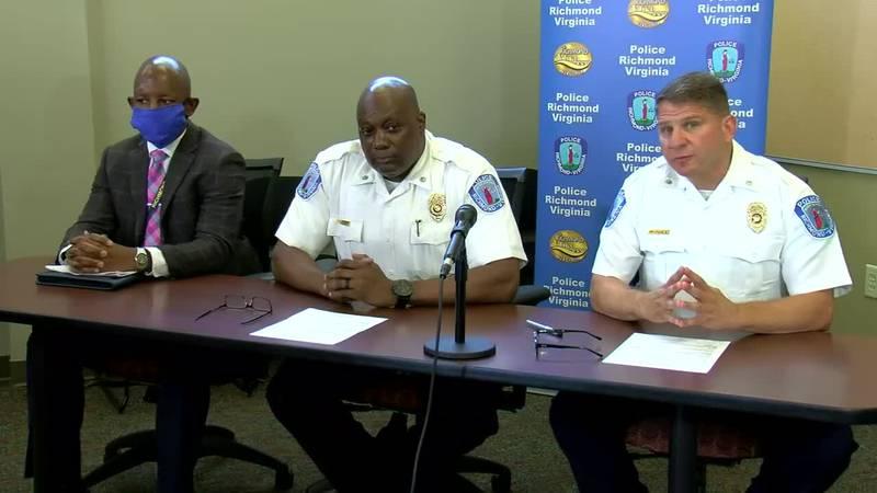 Richmond police respond to overnight violence