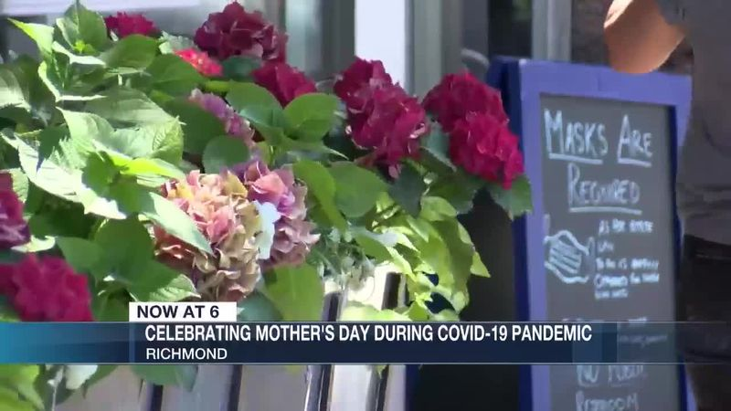 Celebrating Mother's Day during COVID-19