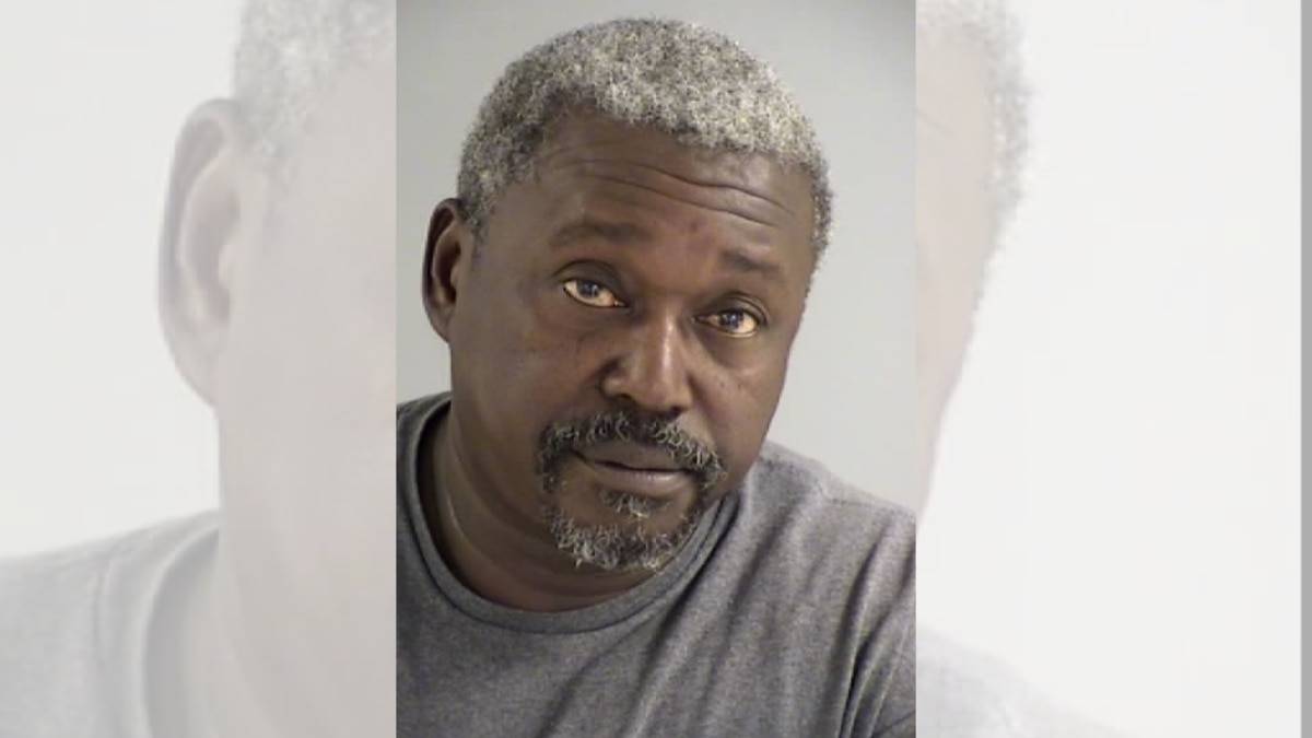 59-year-old James Stevenson was arrested and charged with second-degree murder and the use of a...