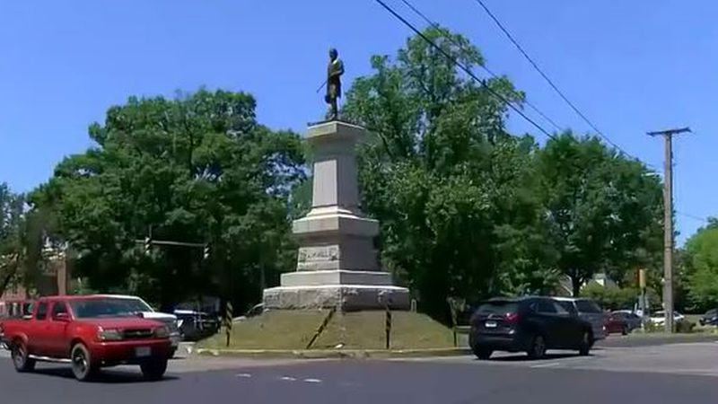 A.P. Hill Monument