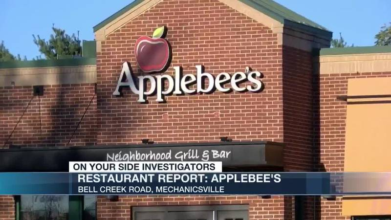 Flying insects found at chain restaurant has since been fixed, but other violations have not