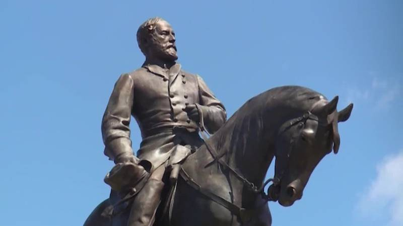 The Supreme Court of Virginia has ruled that the state can take down an enormous statue of...