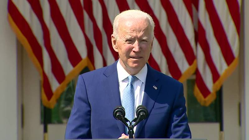 President Joe Biden said a mass shooting that killed at least five people happened the night...