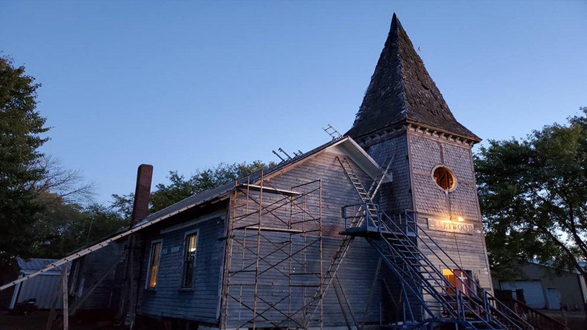 Fleetwood Church in Brandy Station