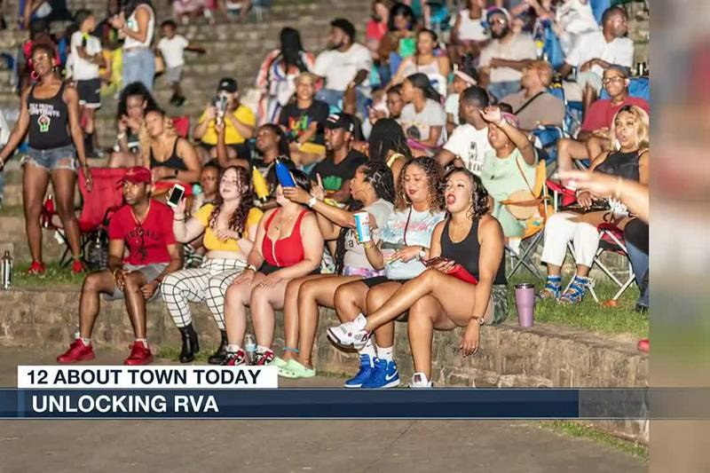 'Brunch on the Plaza' presented by Unlocking RVA