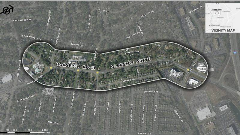 Henrico County is asking for public opinion on safety improvements in the area of Horsepen Road...