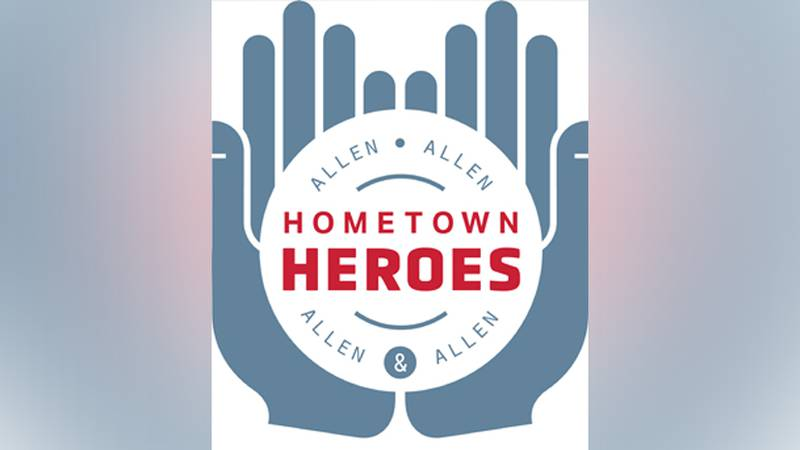 This is the 12th anniversary of the Allen & Allen Hometown Heroes Award.