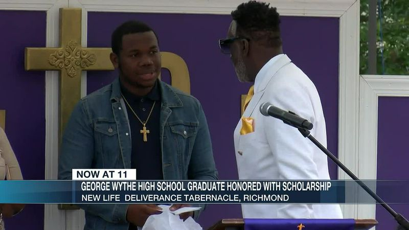 George Wythe graduates honored for accomplishments