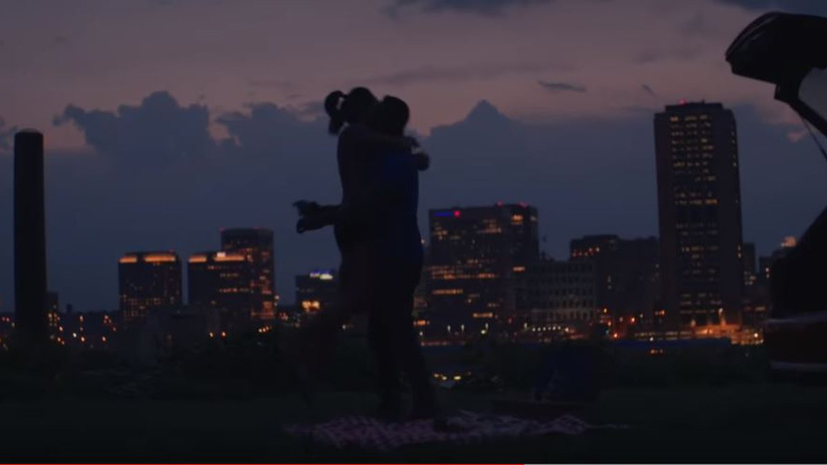 The new Audi commercial was shot around Richmond.