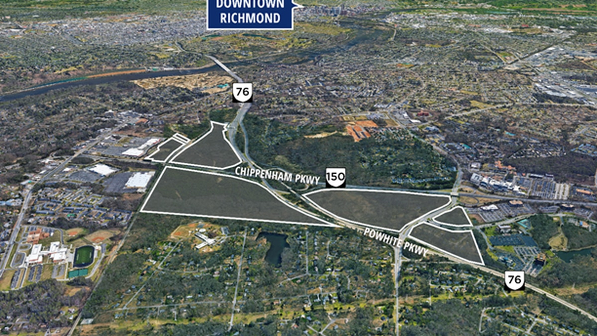 The Parkway Crossings of Chesterfield and Richmond off of Chippenham and Powhite Parkways are...
