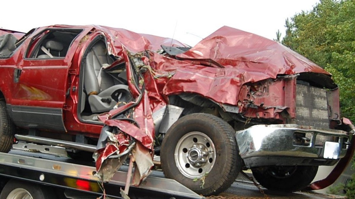 Virginia State Police says a man and a woman who was killed in a crash on Interstate 295 south...