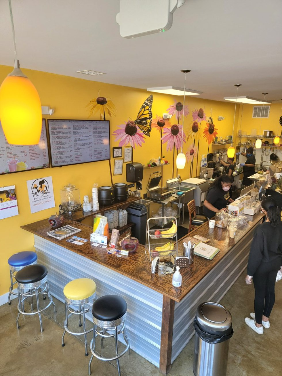 As Ms. Bee's juice bar expands in the City of Richmond, they are looking to expand hours at...