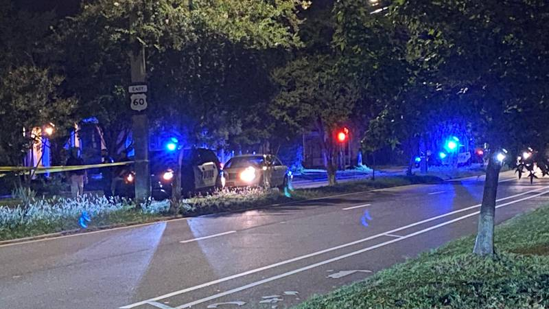 Police are investigating after a pedestrian was hit at the intersection of 27th and Semmes...