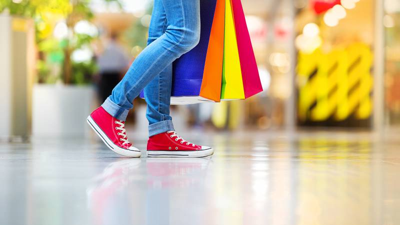 Shopping and Trends Expert Kristin McGrath with RetailMeNot says we're starting to see...