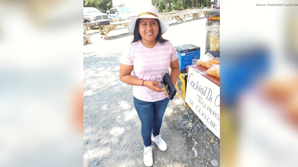 Lisvi Celeste Lopez Garcia, a 21-year-old Chesterfield woman, was last seen on July 21.