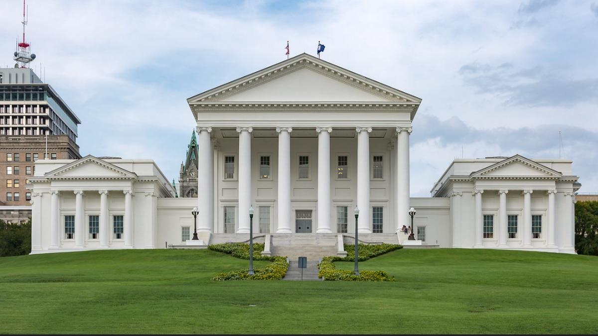 Virginia Capitol.