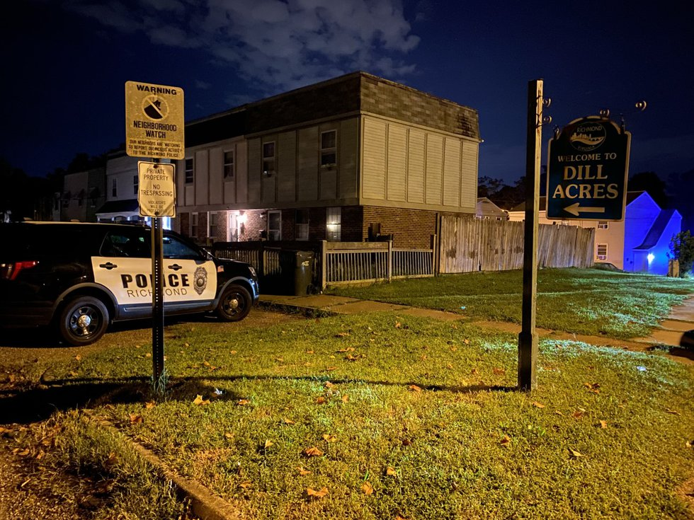 Police are investigating a shooting at Dill Acres after a man was found shot near Brookland...