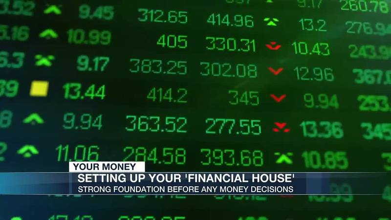 Your Money - Setting Up Your Financial House