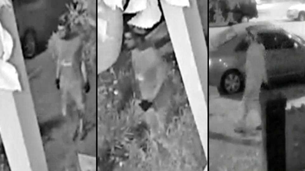 Police are still looking for a tire-slasher in Church Hill, who reportedly only targeted...