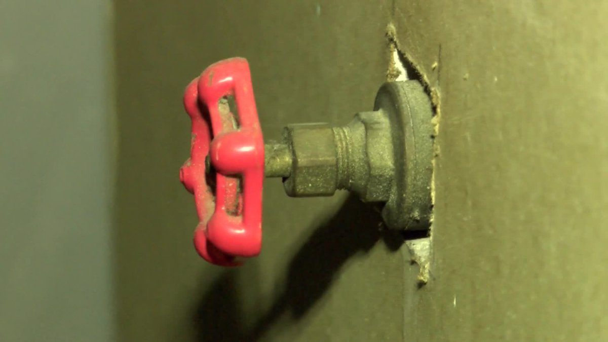 Frozen pipes lead to busted pipes, which can cause structural damage and can be expensive.