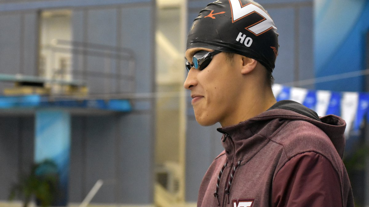 Ian Ho will be competing the Tokyo Summer Olympics.