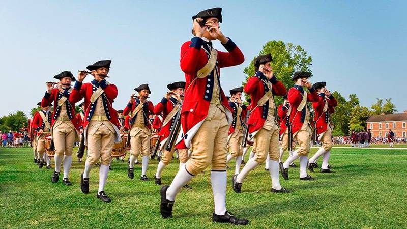 Colonial Williamsburg is honoring active duty, retired military members, veterans, and National...