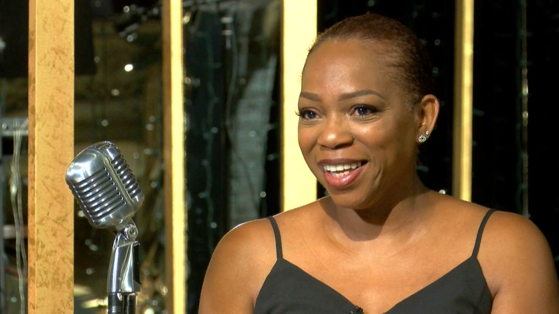 Desiree Roots will return to the stage Friday playing Ella Fitzgerald more than a...