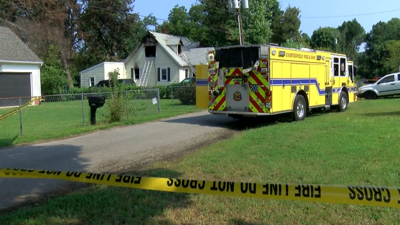 Thousands have been raised to help members of a blended family after a house fire in...
