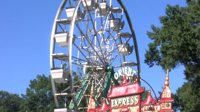 Virginia State Fair in Doswell