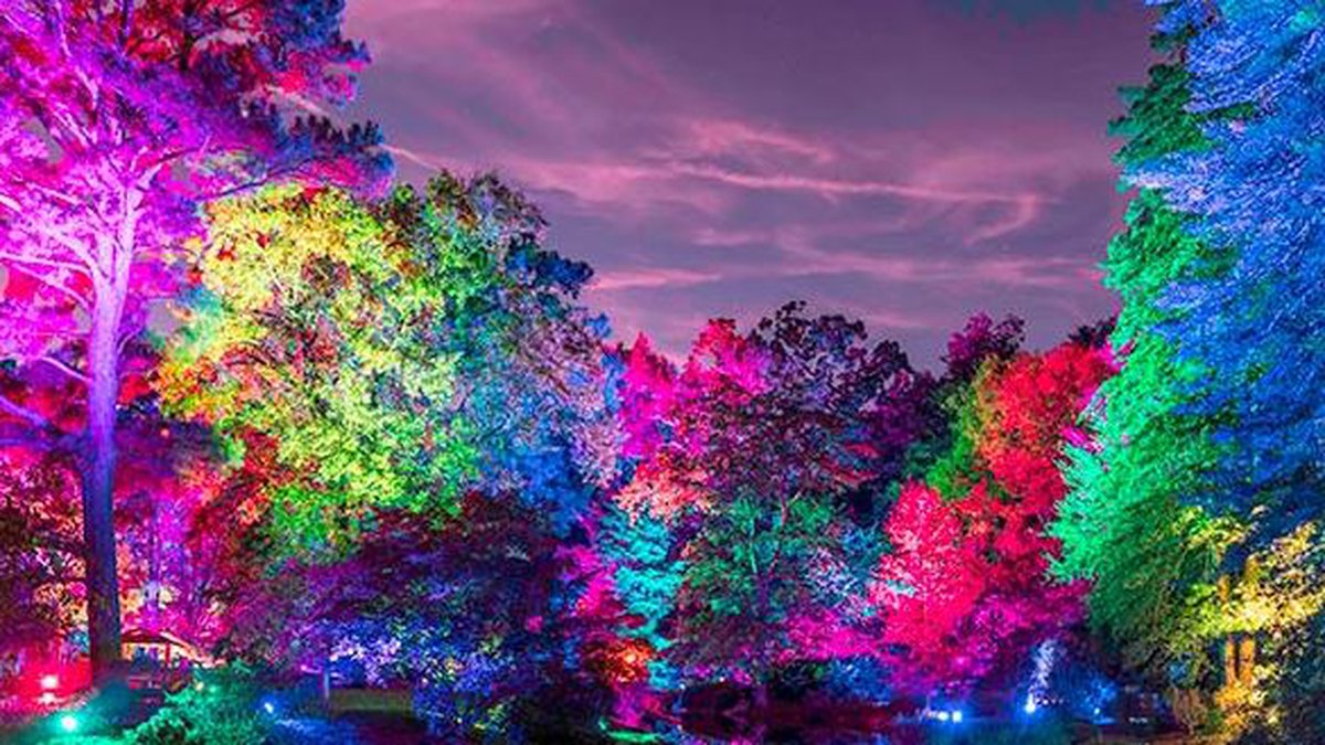 The Garden Glow at Maymont will showcase the historic architecture and gardens around the...
