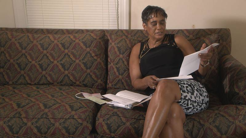 A Henrico mother and grandmother calls 12 On Your Side frustrated with her bank after waiting a...