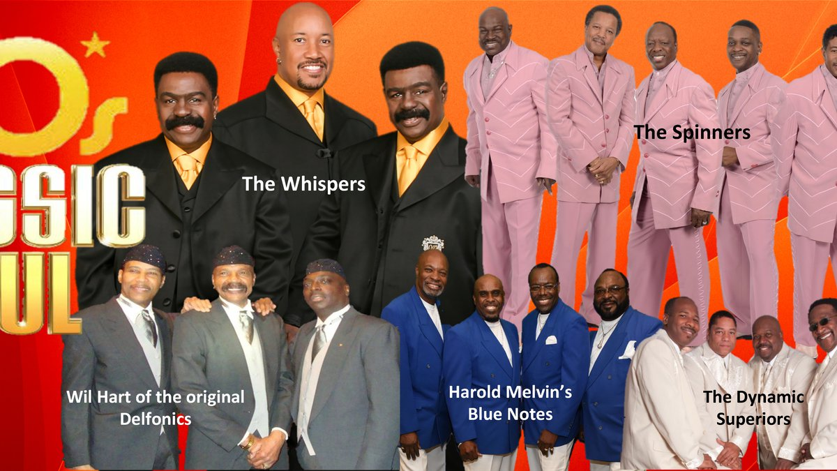 70's Classic Soul is coming to the Altria Theater, and we're giving away tickets!
