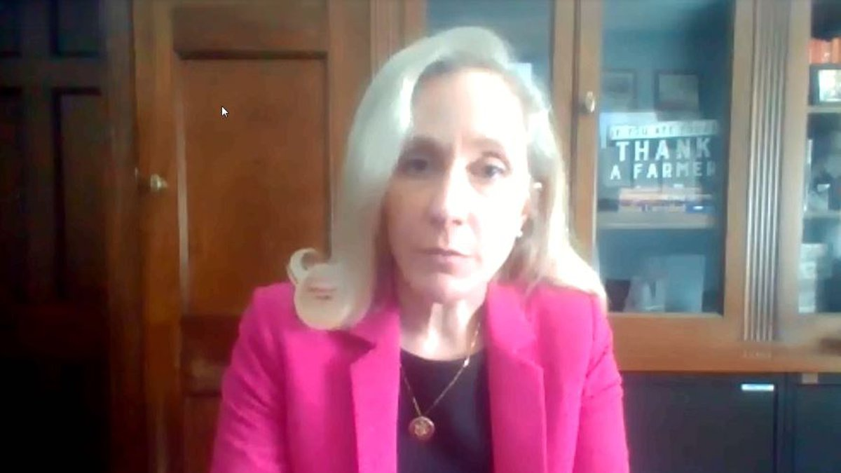 Rep. Abigail Spanberger talks about her opposition to the latest stimulus bill.