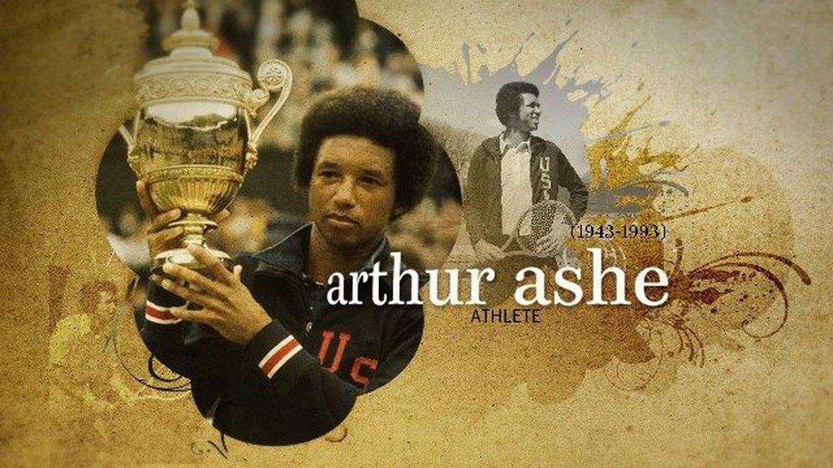 GF Default - Black History Month - Arthur Ashe