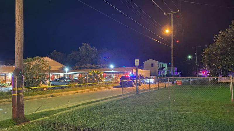 Man shot multiple times on South Little Church Street in Petersburg