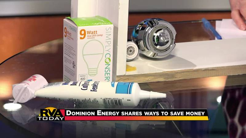 Dominion Energy shares ways to save money