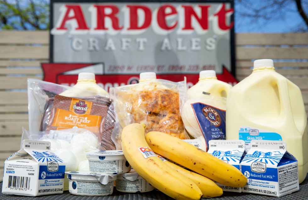 Ardent Craft Ales is teaming up with Sysco, The Holli Fund and Digital Minerva to launch a food...