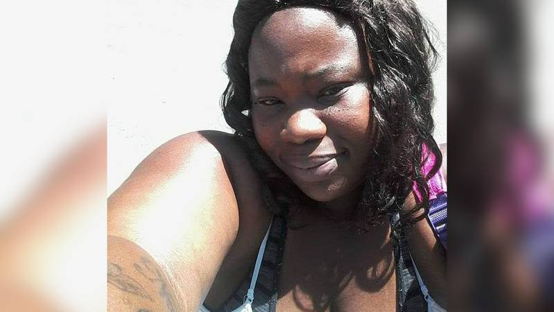 Police say Shaquita Mitchell, 31, was shot while sitting on her porch in Richmond.