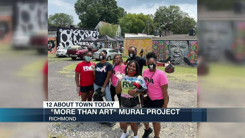 More Than Art Mural Project