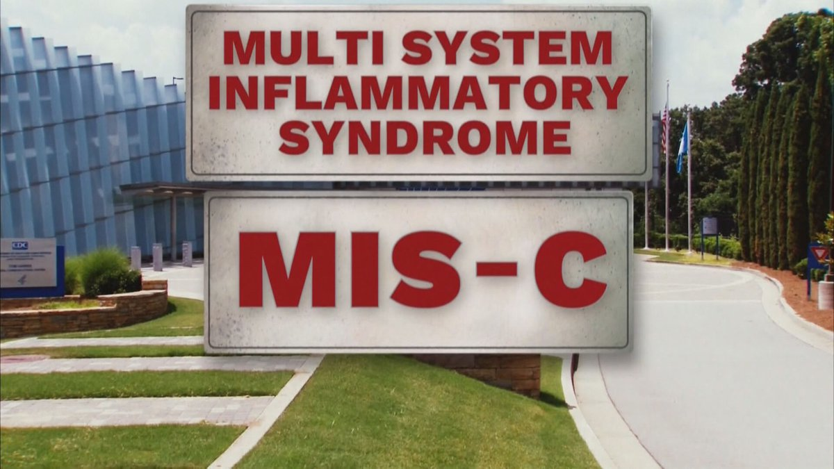 MIS-C is a condition believed to be linked to COVID-19 that affects multiple organ systems in...