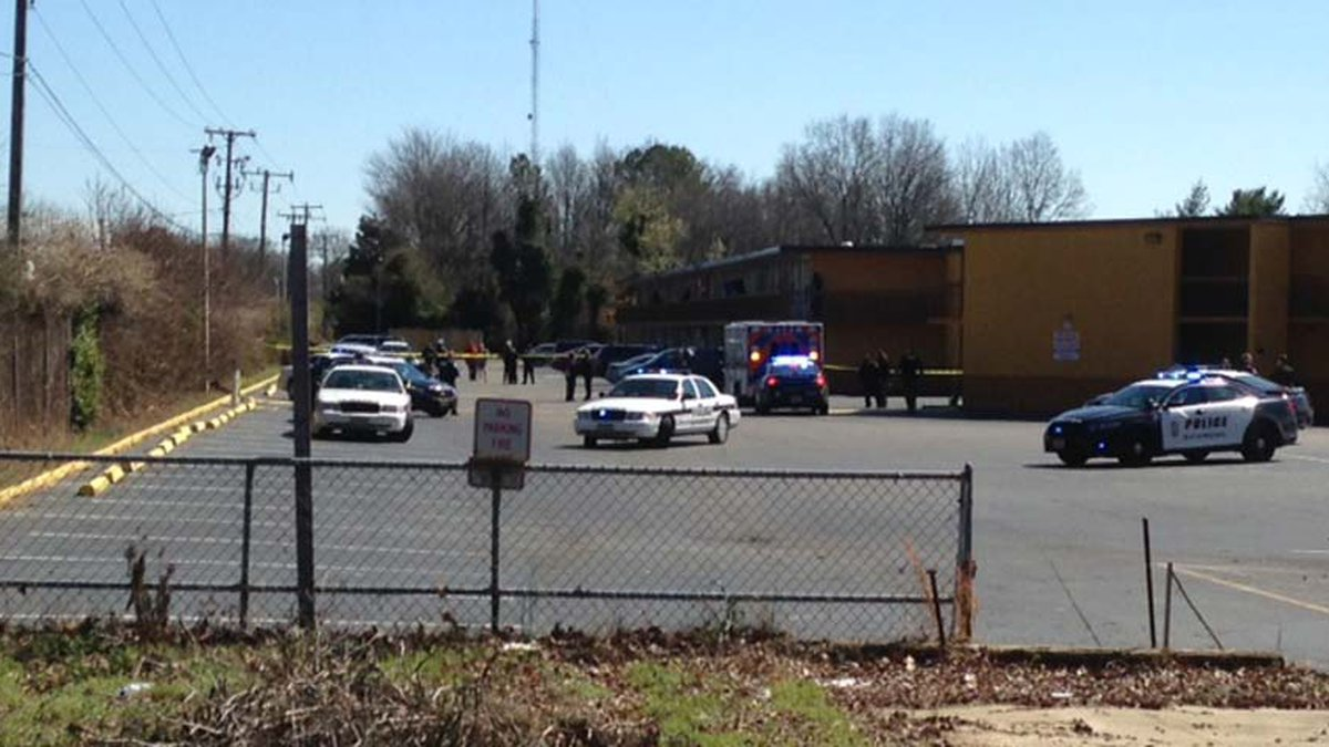 Richmond Police say one man was shot at the Roadway Inn near Midlothian Turnpike and Old...