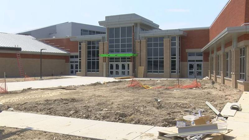 New high school in Henrico's east end.