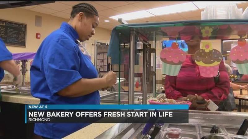 Richmond bakery offers fresh treats, fresh start for employees