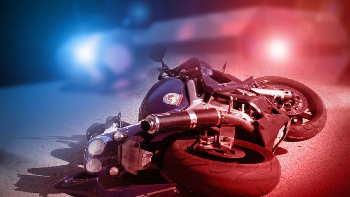 One person was transported to the hospital following a motorcycle wreck just before 4 p.m. on...
